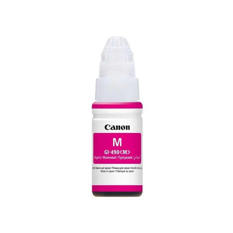 Canon GI-490 Magenta Μελάνι InkJet γνήσιο