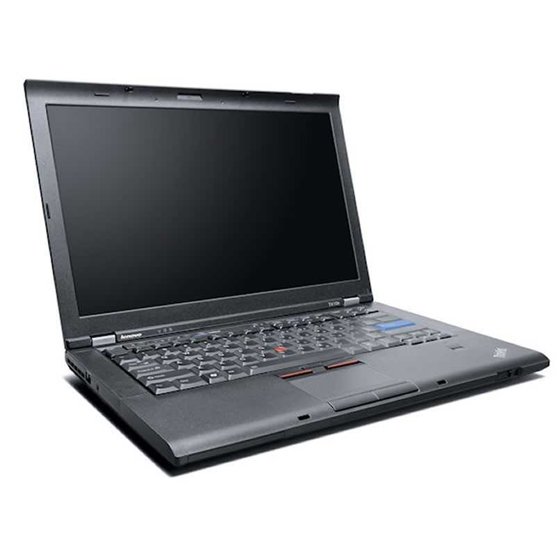 Lenovo ThinkPad T510 i5 520M 2,4GHz 4GB 320GB DVDR  Webcam Windows 10 Pro