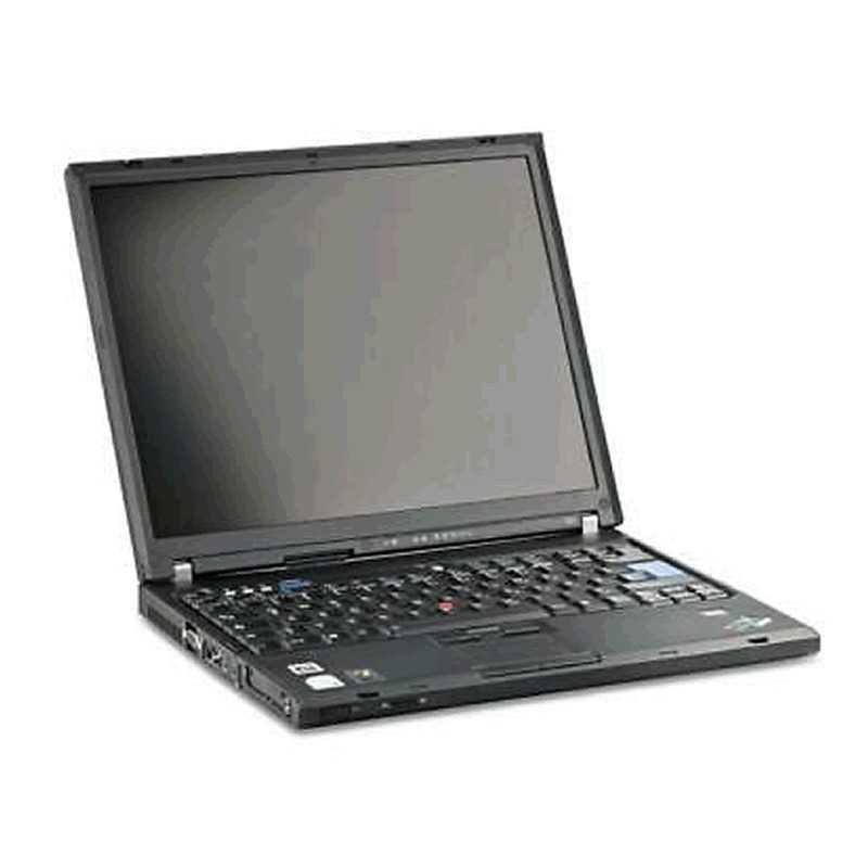 Lenovo ThinkPad T60 CD 1.83GHz  2GB 60GB DVD (μεταχειρισμένο)