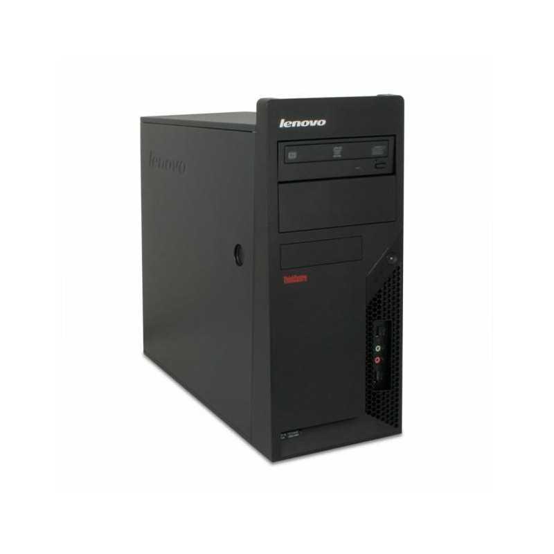 Lenovo ThinkCentre M58p  Core 2 Duo E7500 2.93 GHz - 4 GB - 160GB μεταχειρισμένο